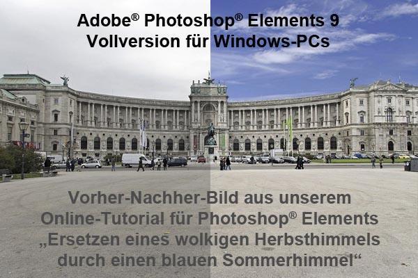 Adobe Photoshop Elements 9 Win