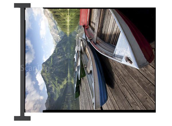 Epson GF-Positionierhilfe für V800/V850/V700/V750