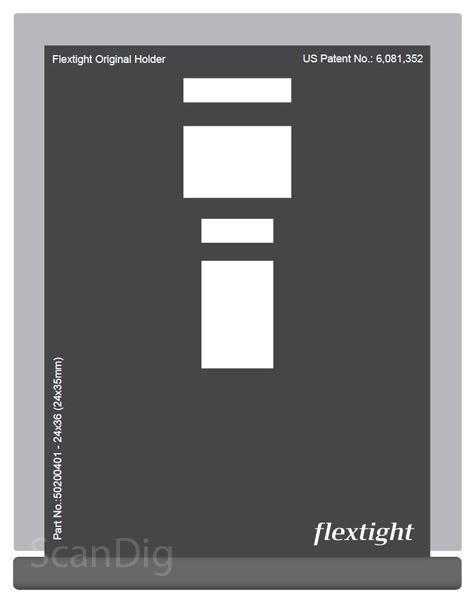 Hasselblad Standardmaske 24x36 + 36x24 (24x35)
