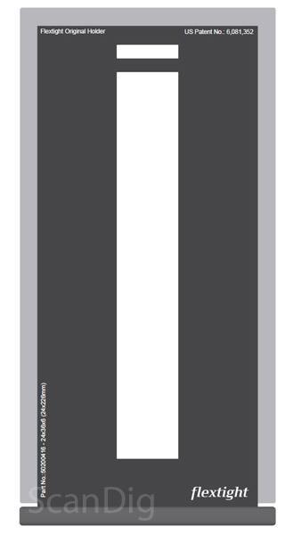 Hasselblad Maske 24x36 6er-Streifen (24x226)