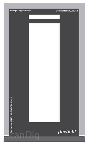 Hasselblad Maske 6x6 3er-Streifen (57x182)