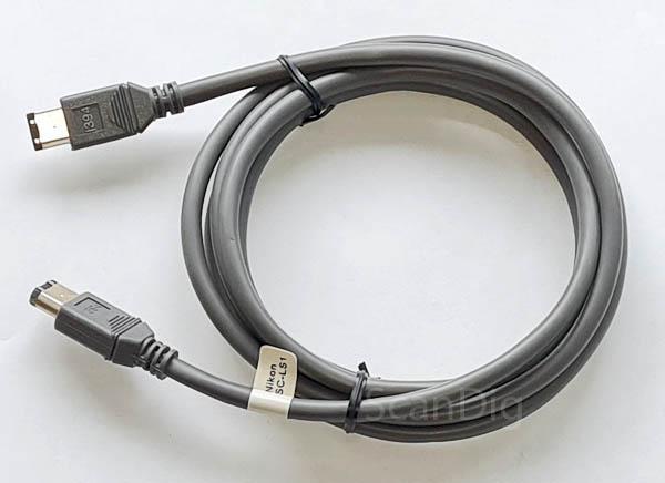 Nikon SC-LS1 Firewire-Kabel für CoolScan-Scanner