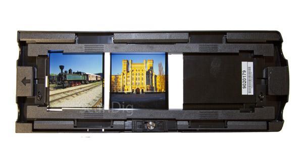 Braun MF-Filmstreifenhalter 22cm für FS 120